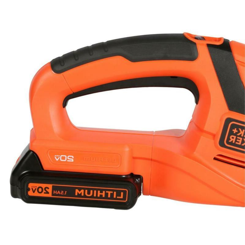22 MAX Lithium-Ion Cordless with 1.5Ah Cha