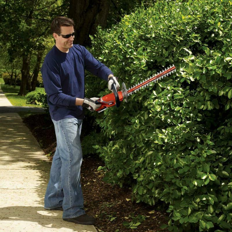 22 in. 20-Volt Lithium-Ion Trimmer with 1.5Ah Cha