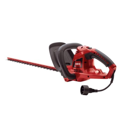 22 in 4 amp electric hedge trimmer