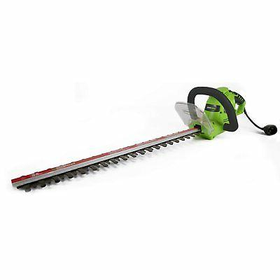 22122 corded electric hedge trimmer