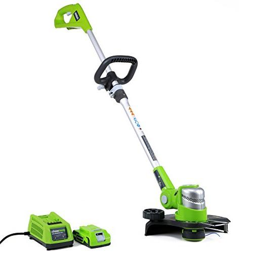 24 cordless string trimmer