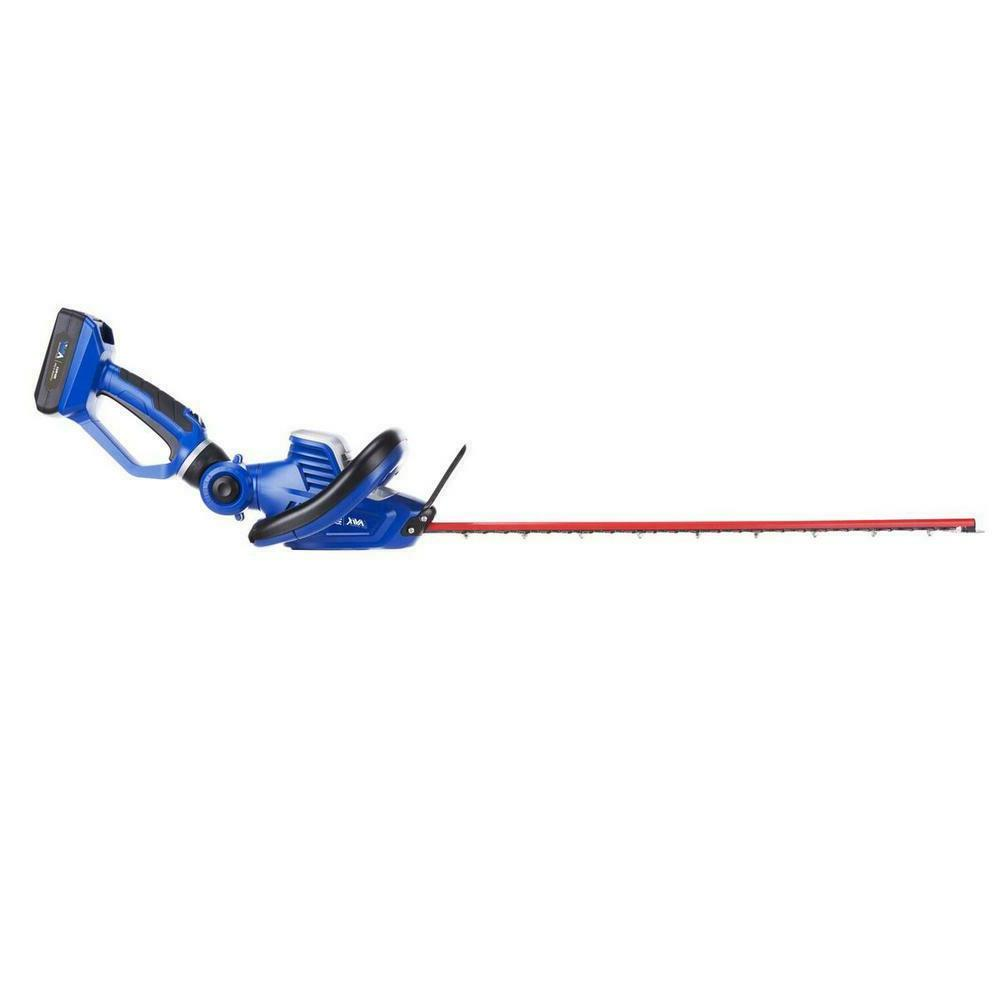 24 20-Volt Hedge with Handle battery charger