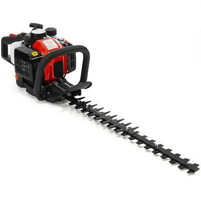 26cc 2 cycle gas hedge trimmer 24