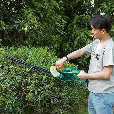 DOEWORKS Electric Hedge Trimmer With Dual Steel