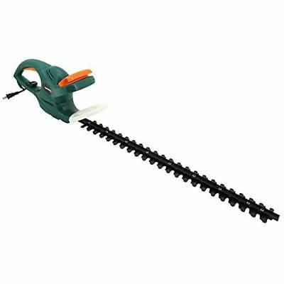 4 5amp corded electric hedge trimmer