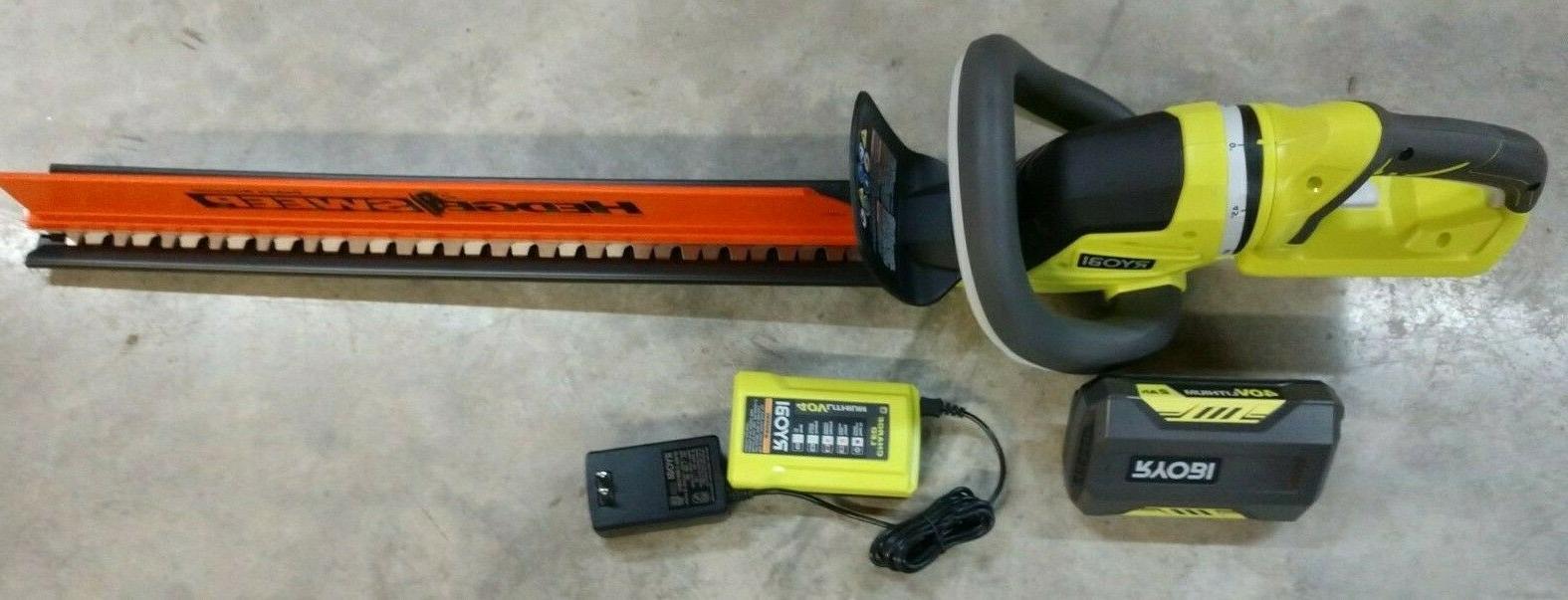 RYOBI 40V Trimmer Kit Battery RY40602