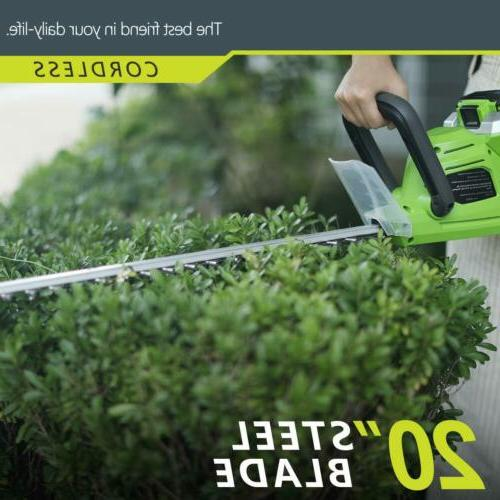 Electric String Trimmer Grass Weed Battery
