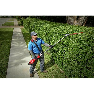 Milwaukee 49-16-2719 M18 FUEL QUIK-LOK Articulating Hedge Trimmer Attachment
