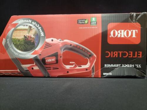 51490 corded hedge trimmer