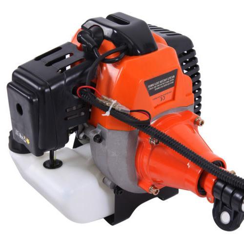 52cc Petrol Trimmer Strimmer Chainsaw Cutter