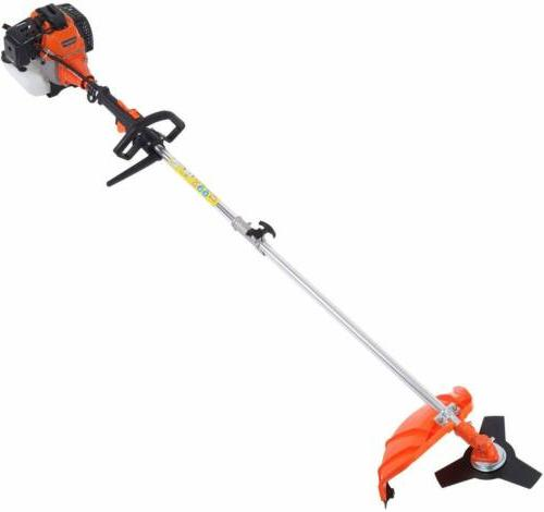 Multifunctional 52cc Chainsaw Brush Pole Petrol Trimmer