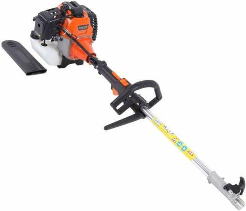 Multifunctional 5 1 52cc Chainsaw Pole Trimmer