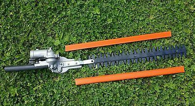 7 TEETH HEDGE ATTACHMENT POLE LAWN BRUSH EATER