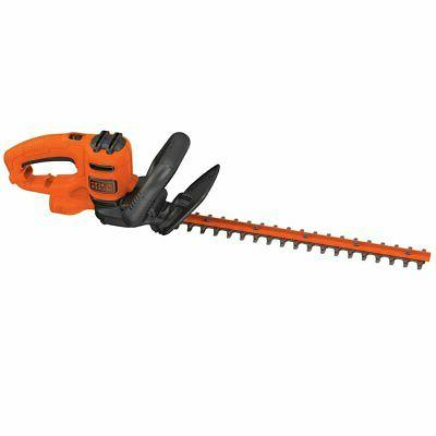 black and decker 18 in electric hedge