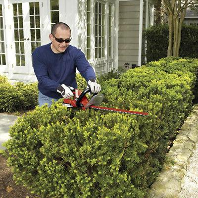 Black & 20V MAX Li-Ion 22 Hedge Trimmer LHT2220B New