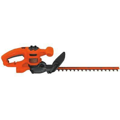 black and decker electric hedge trimmer beht100