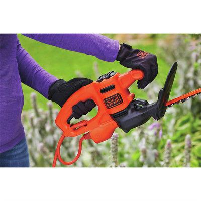 Black Hedge Trimmer BEHT100