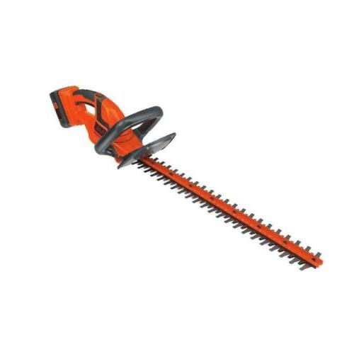 BLACK+DECKER Cordless Hedge