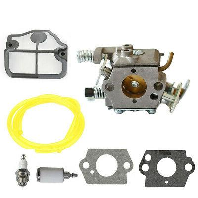 Carburetor Air Filter Kit For Poulan Pro Gas Saw PP4620AVL/P