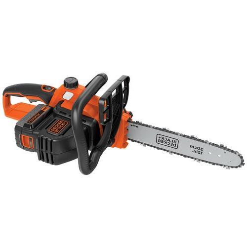 Chain Saw Cordless 40v Lithium