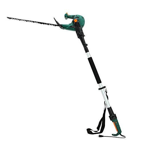 corded 1 pole hedge trimmer