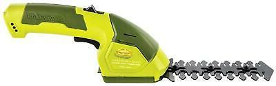 cordless electric grass shears hedge trimmer