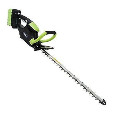 cordless g15243 36v hedge trimmer bush cutter