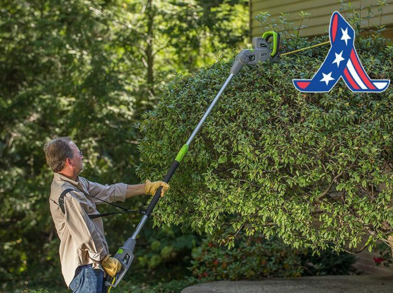Earthwise Corded Amp Hedge Trimmer