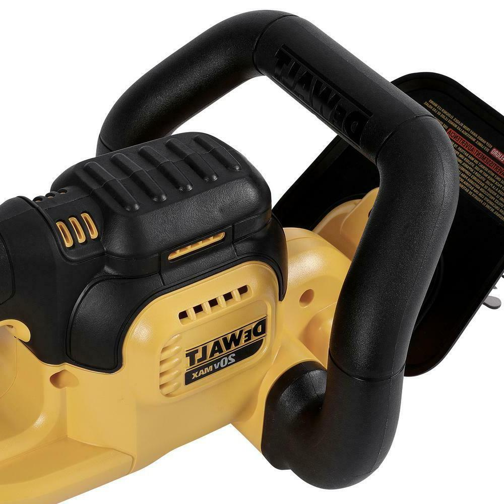 22 20V Lithium-Ion Cordless Hedge