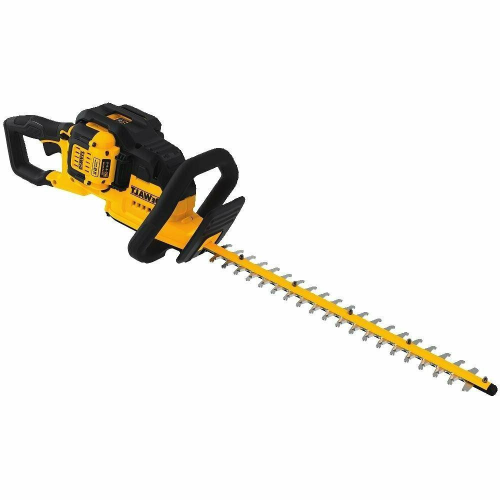 dcht860x1 40v hedge trimmer 7 5ah