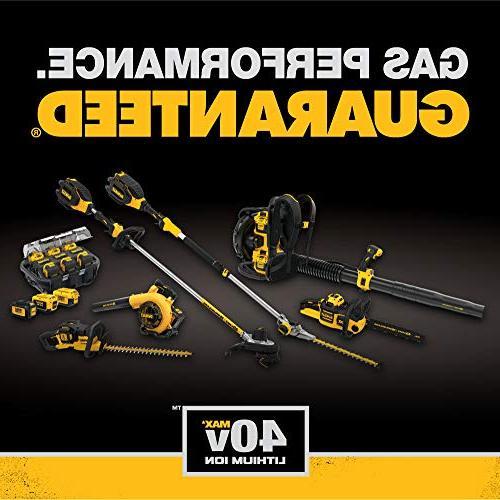 DEWALT DCHT895X1 40V Pole Hedge Trimmer