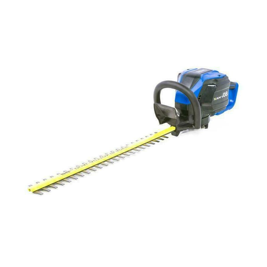dual cordless electric garden hedge trimmer 80