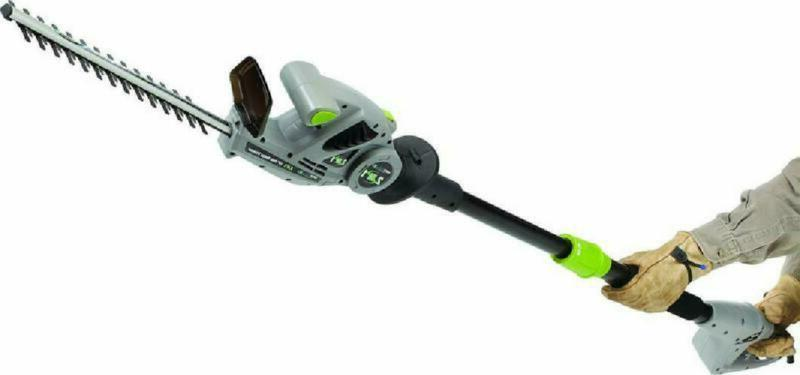 Earthwise Pole Hedge Trimmer Hedgetrimmer
