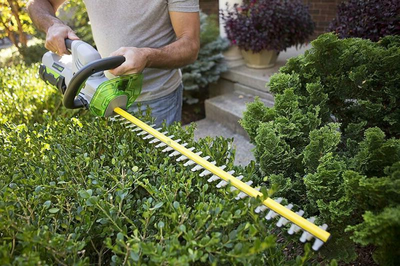 EGO 56-Volt Lithium-ion Cordless Hedge Trimmer Battery