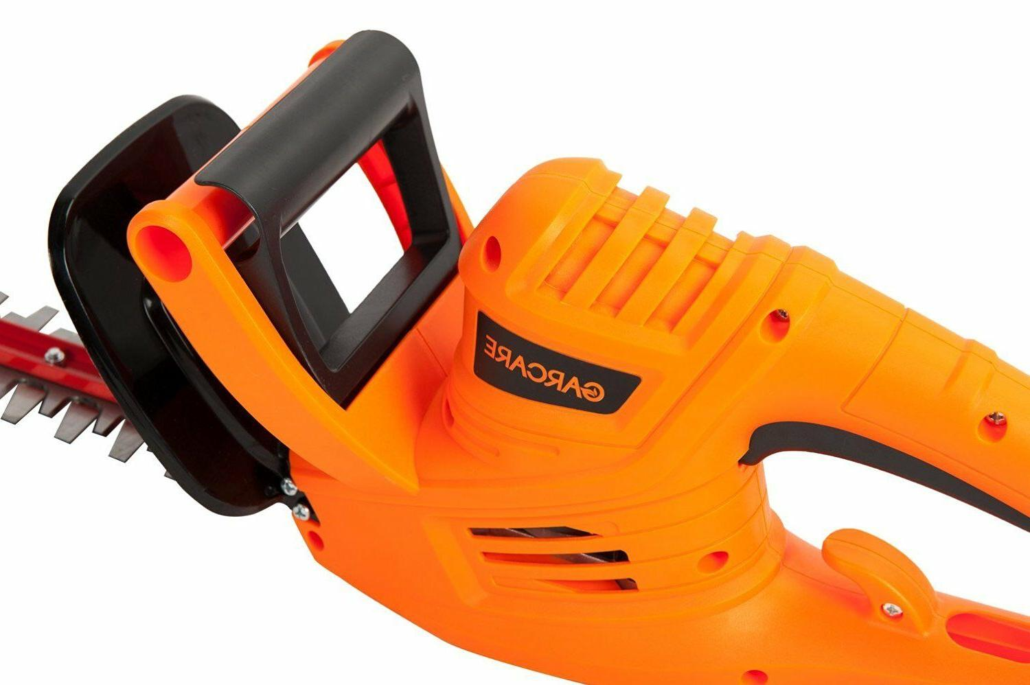 Hedge Trimmer Blade/Cover Included