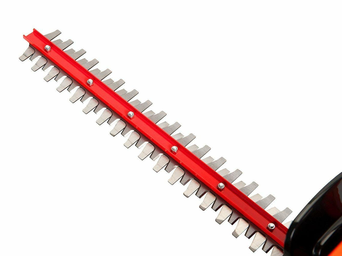 Garcare Corded Hedge Blade/Cover Included
