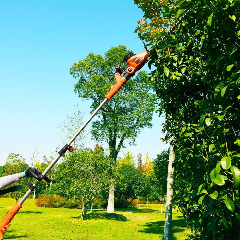 Garcare Trimmer - 4.8A Hedge Trimmer 1 Corded