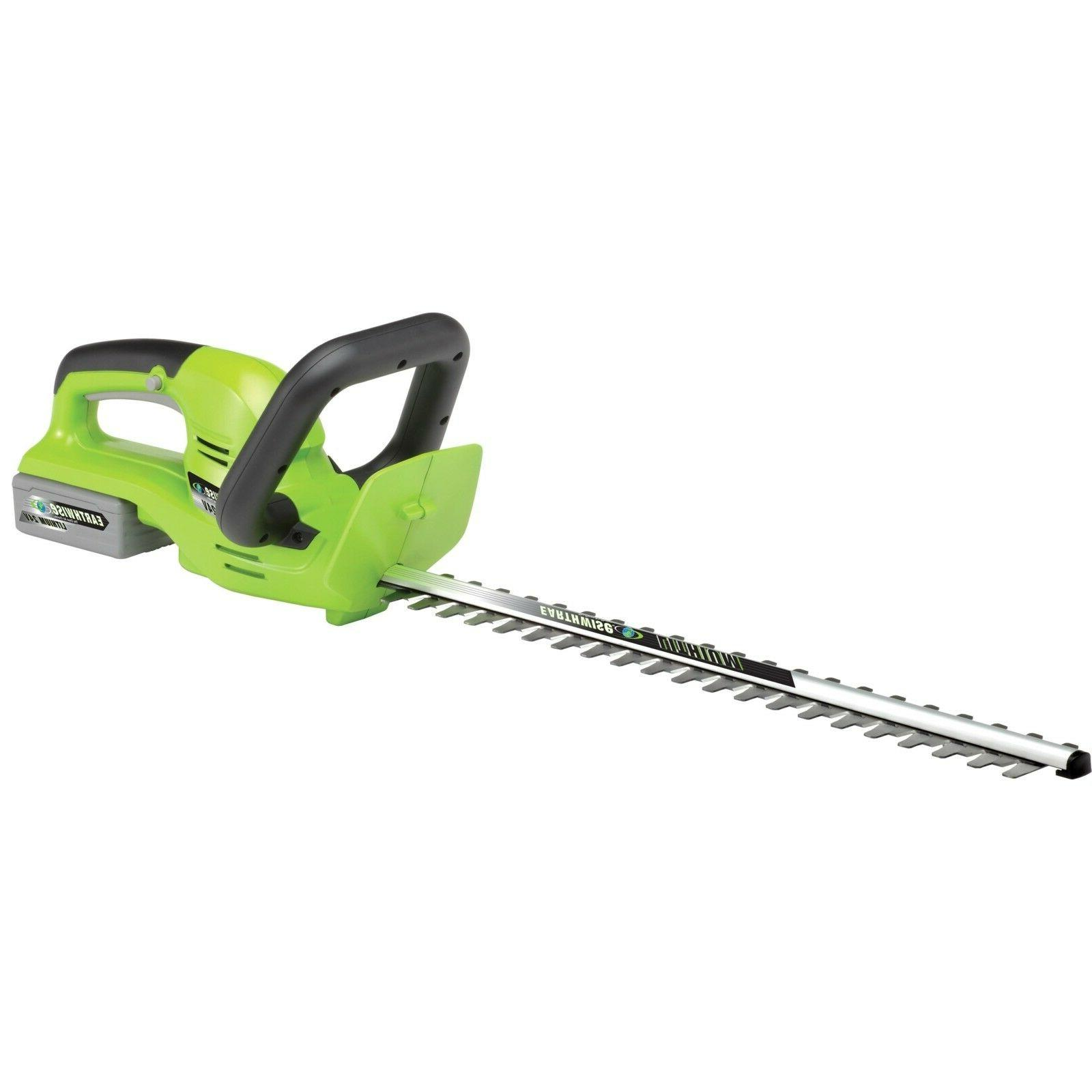 hedge trimmer cordless lawn grass cutter dual