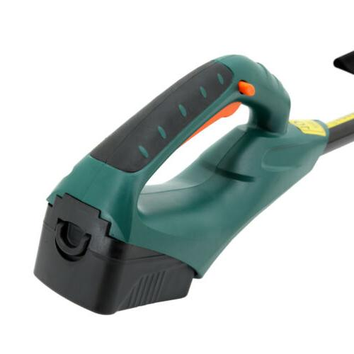 20V 20'' Extension Electric Cordless Battery&Charger Included