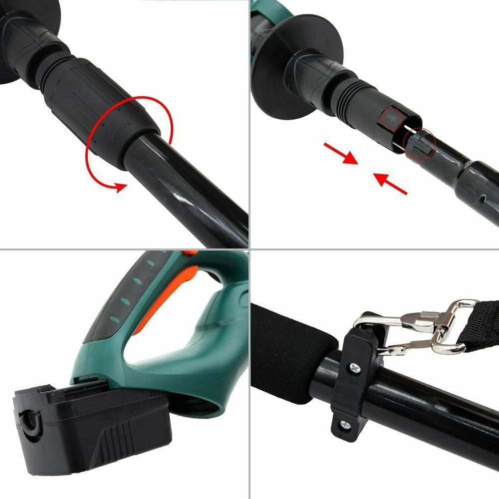 20V Extension Electric Cordless Battery&Charger