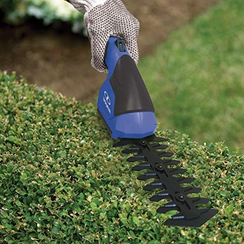 Sun Joe Cordless Grass Hedge