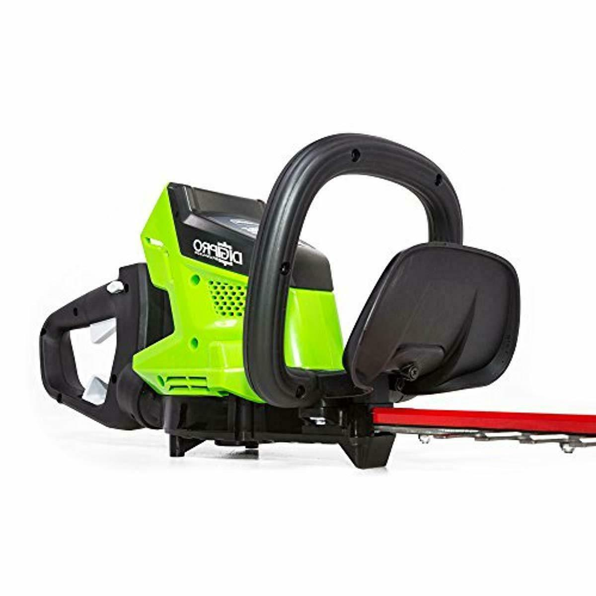 Greenworks HT40L00 Hedge Trimmer, Not Included,