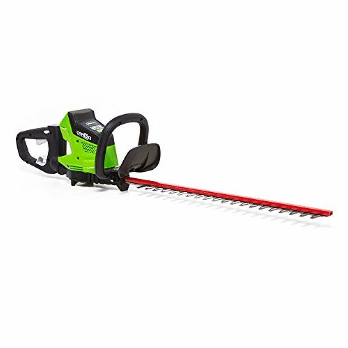 ht40l00 brushless cordless hedge trimmer 24 battery