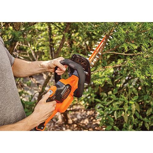 BLACK+DECKER LHT341FF 40V MAX Lithium Hedge Trimmer,