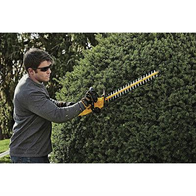 "DEWALT Ah Li-Ion 22"" Trimmer DCHT820P1 New"