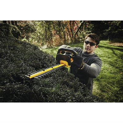 DEWALT 20V Ah Li-Ion Hedge Trimmer