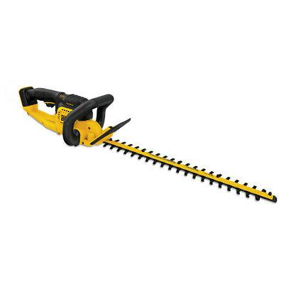 Dewalt 20v Max Li-Ion 22 In. Hedge Trimmer  DCHT820B New