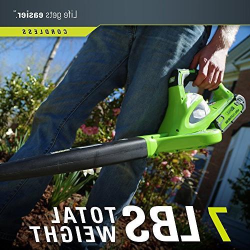 Greenworks Variable 2.0 AH Battery 24252