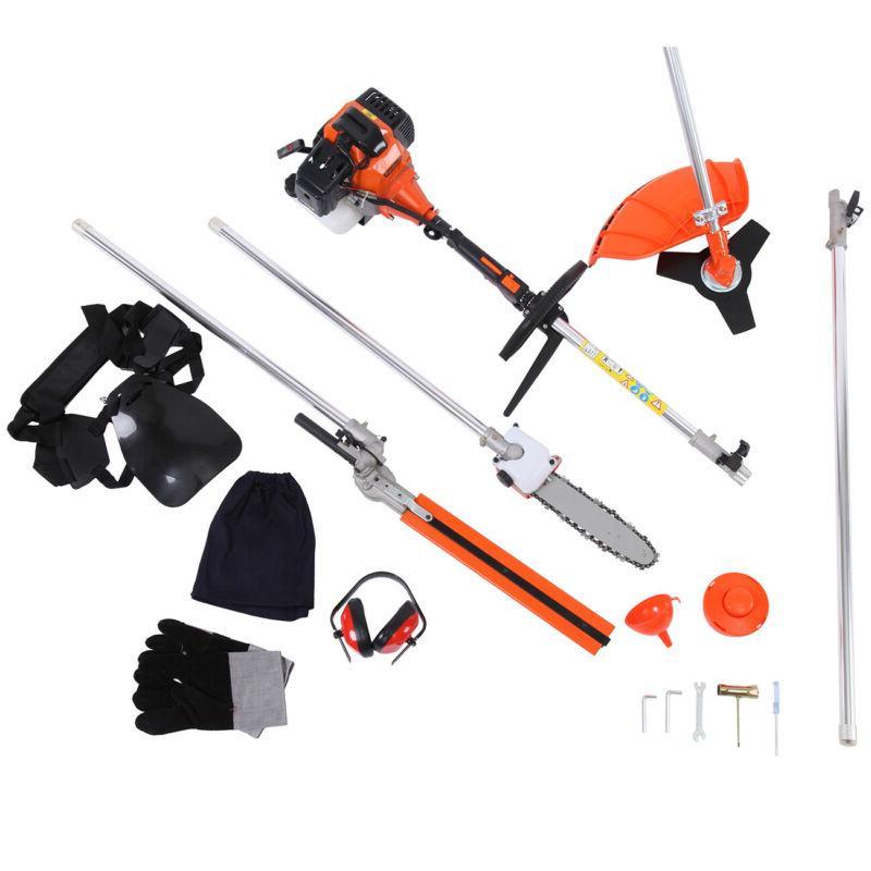 5 Petrol Hedge Brush Cutter Multi