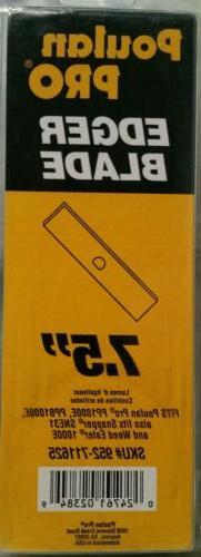 """Poulan Pro 7.5"""" Edger Blade SKU# 952-711625"""